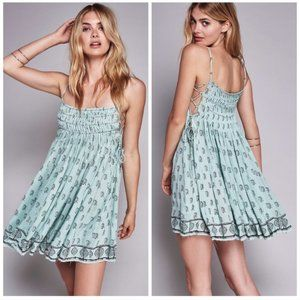 Free People FP One Imperial Pintuck dress